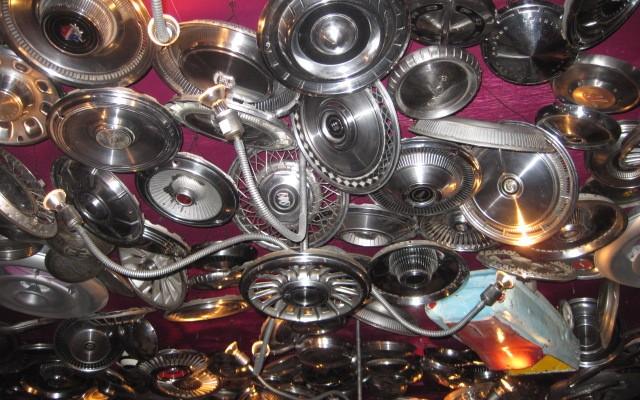 metal overhead